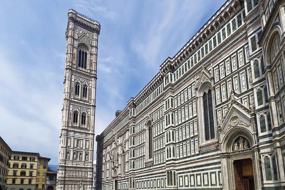 Duomo Santa Maria del Fiore, de kathedraal van Florence (1296-1472)