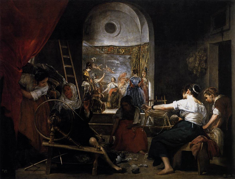 Rembrandt en de Spaanse meesters