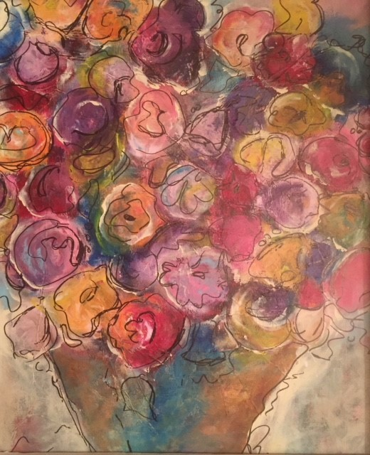 Creatieve workshop 2: Bloemen en Vlinders