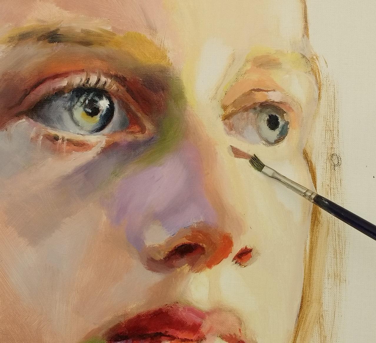 Vrij tekenen en schilderen (figuratief)