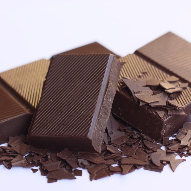 Koken met chocolade!