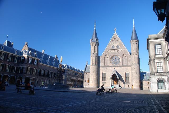 Studiedag  Het Binnenhof binnenstebuiten