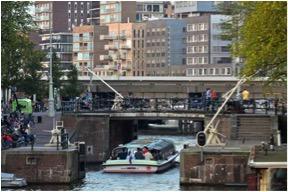 Amsterdam - Westelijke Eilanden