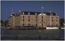 Amsterdam - Marineterrein Kattenburgh