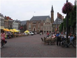 Haarlem: museum- & stadswandeling