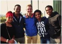 Eritrea en haar bevolking, daar en in Nederland