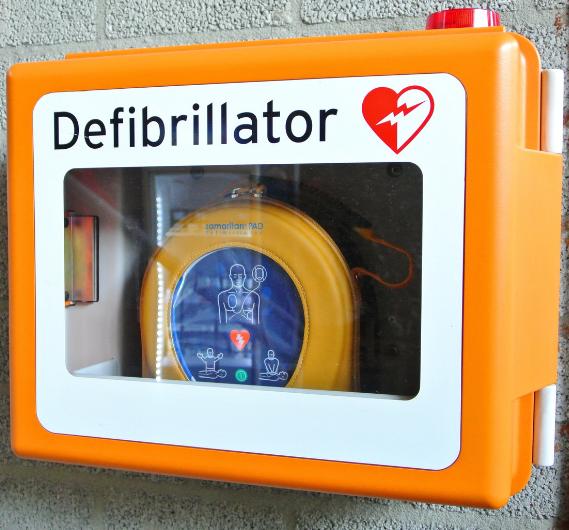 BLS (reanimatie) en AED nov '19