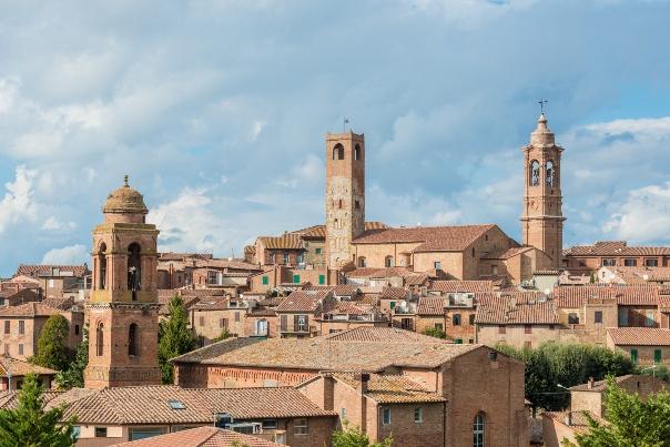 Italiaanse routes van kunst, cultuur en architectuur