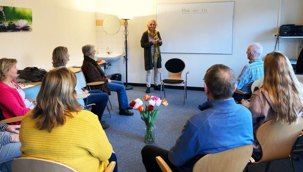 Vervolgcursus: Jezelf accepteren met Mindfulness en (zelf)compassie