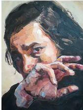 Portrettekenen en schilderen