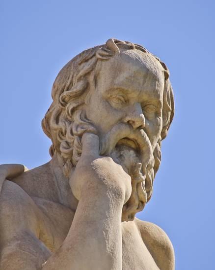 Filosoferen kun je leren