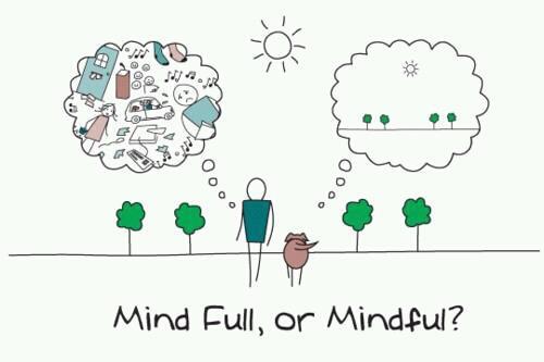 Wandelende meditatie NIEUW