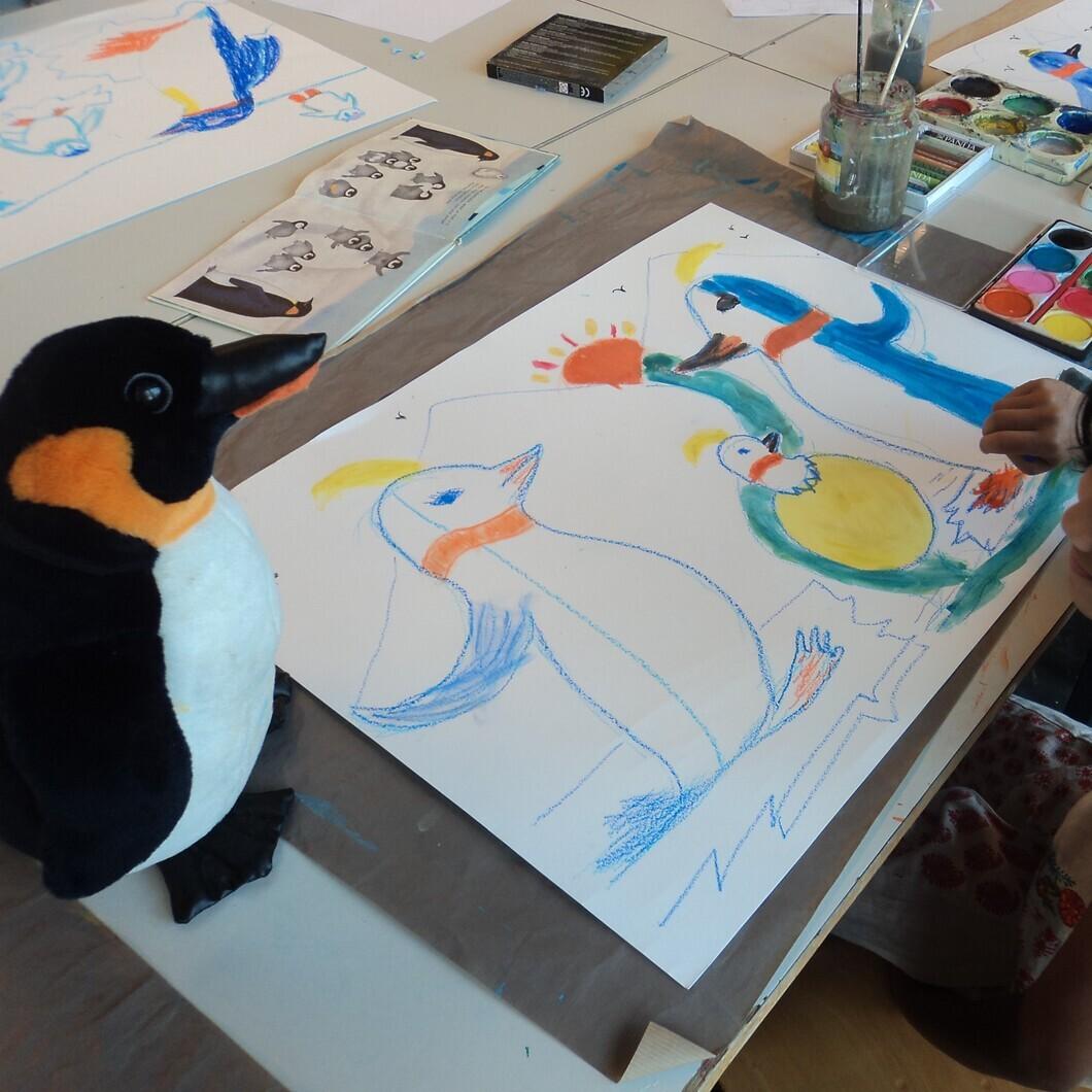 Talentenklas donderdag (6-12 jaar) - creatief