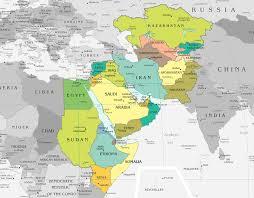 Midden Oosten onder de loep