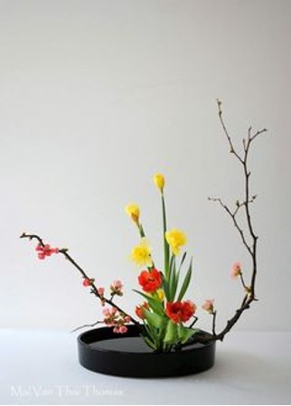 Paasworkshop Ikebana