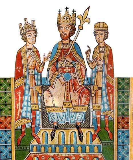 Machtige Koningen - de dynastie van de Hohenstaufen