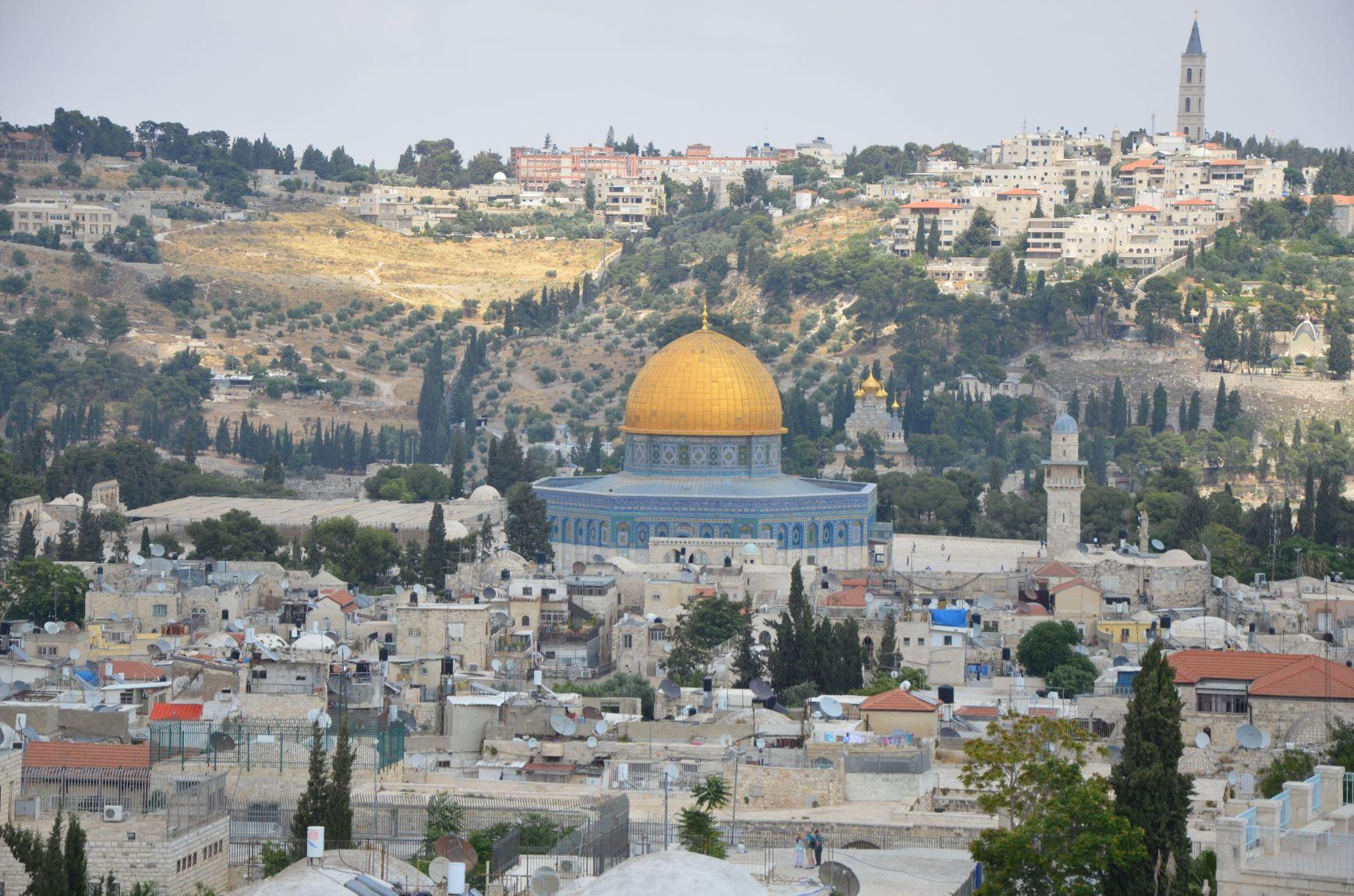 Strijd om het Heilig Land: Het ontstaan van het Israelisch-Palestijns Conflict (19e eeuw - 1967)