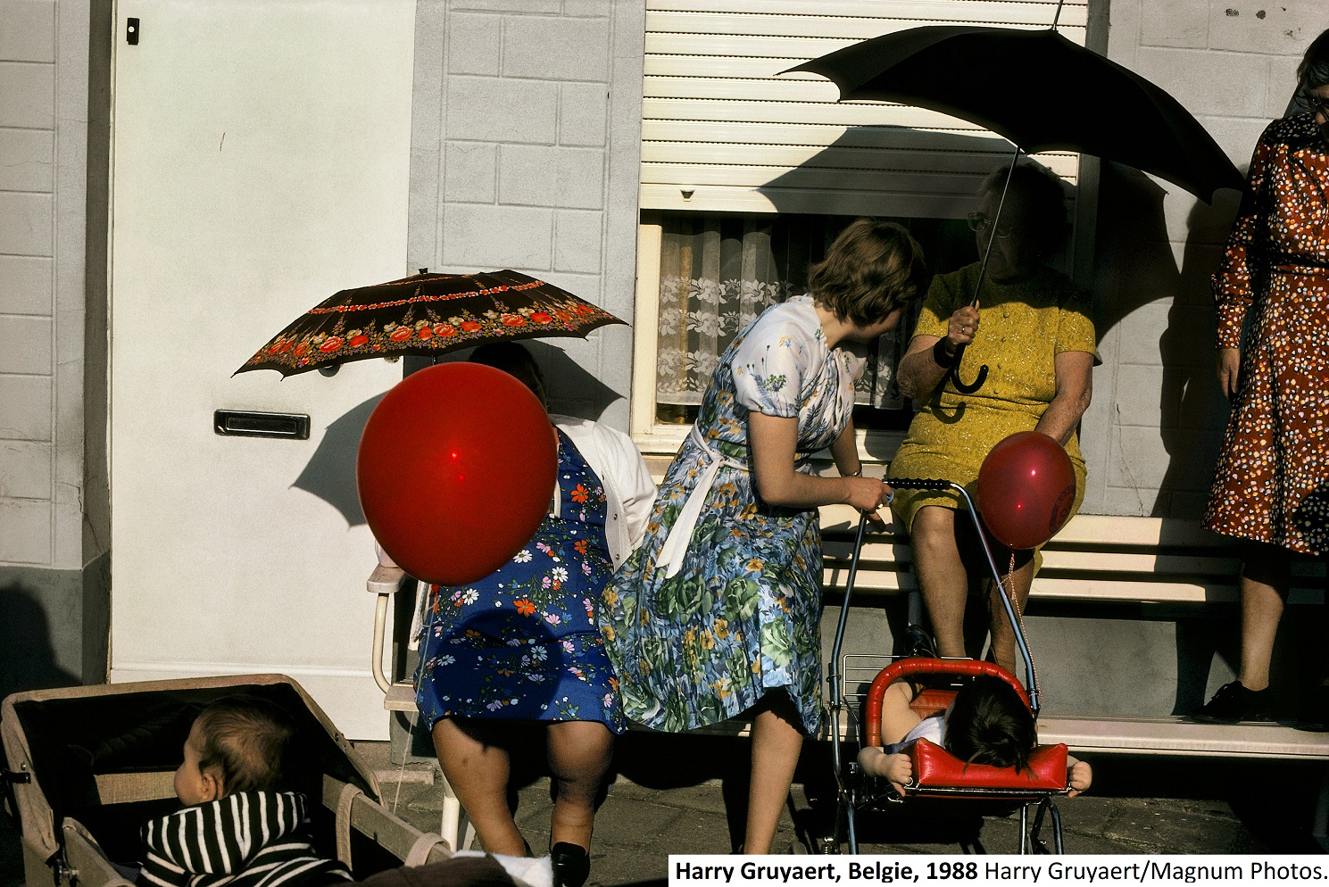 Rondleiding Fototentoonstelling Harry Gruyaert. Retrospective in Museum Helmond