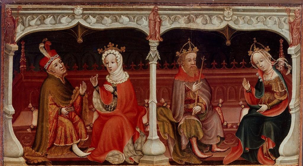 Vrouwen en Vorsten - opmerkelijke huwelijken in de Middeleeuwen