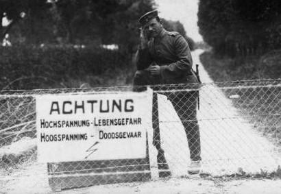 Nederland tijdens de Eerste Wereldoorlog, kan een land neutraal zijn?