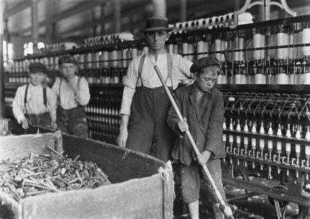 Momenten uit de Industriële Revolutie
