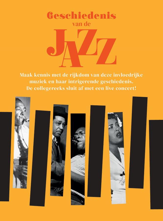 Geschiedenis van de jazz