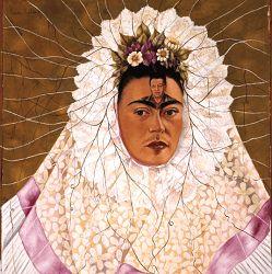 Frieda Kahlo zelfportret