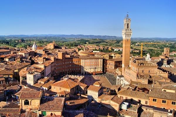 Ravenna, Sienna, Assisi, Franciscus en Giotto