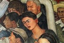 Frida Kahlo en Diego Rivera