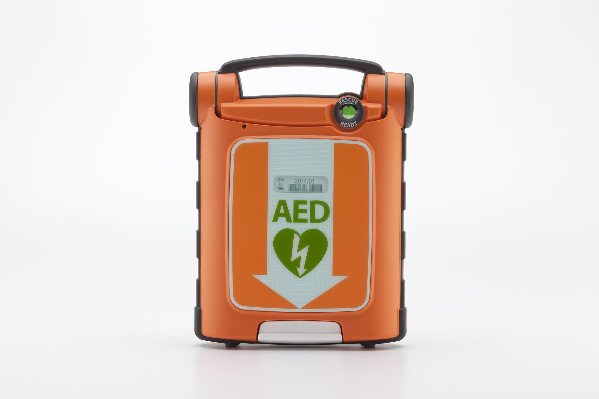 Cursus reanimatie & AED