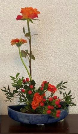 Ikebana: de Japanse kunst van bloemschikken