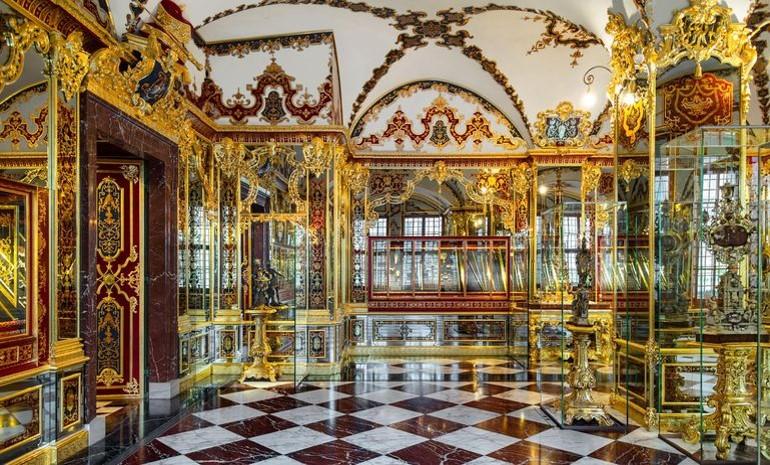 Eerste collectievorming van Europa in Dresden