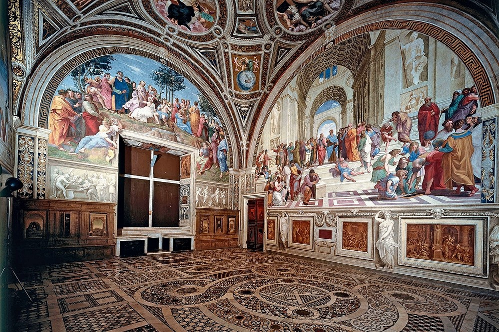 Rome: de Vaticaanse musea