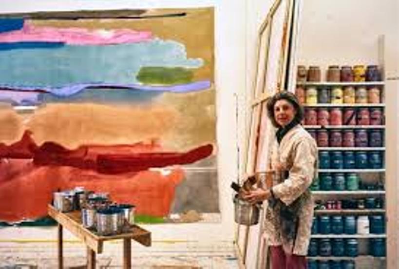 Verwondering over vrouwelijke kunstenaars