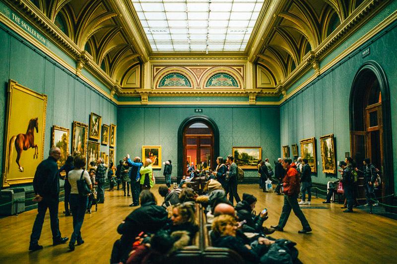 Kunst & geschiedenis