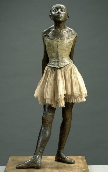 Lezing: Edgar Degas: het impressionisme en zijn kleine danseres.NIEUW