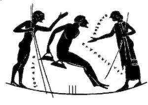olypische spelen in de oudheid