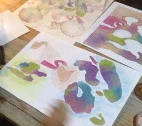 Creatieve Workshop: Intuïtief Tekenen met pastelkrijt