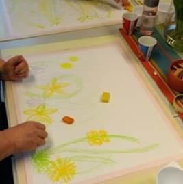 Creatieve Workshop: Voorjaar - Groei