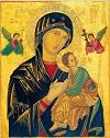 Religieuze afbeeldingen in orthodoxe kerken en op iconen