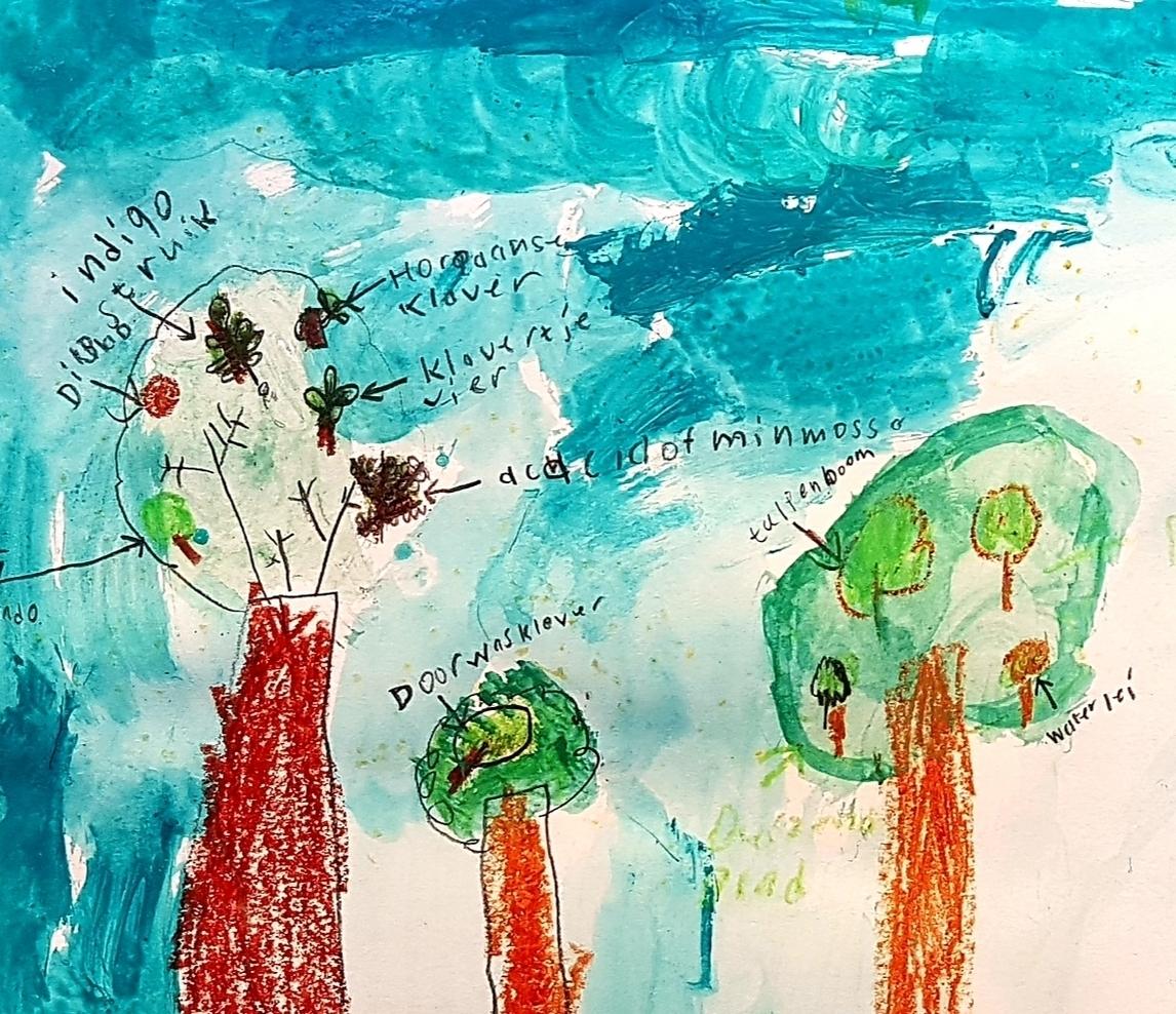 Talentenklas woensdag (6-12 jaar) - creatief