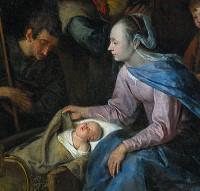 Bijbelse taferelen bij de Hollandse meesters