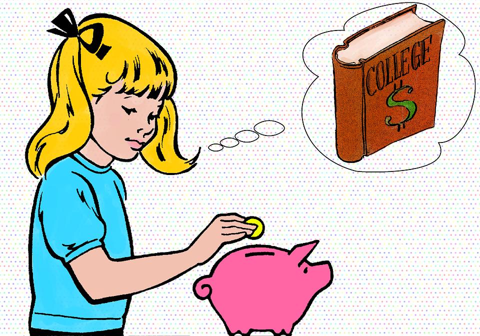 Leer je kind omgaan met geld