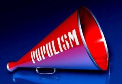De wereld sinds 2001. De opkomst van het populisme.