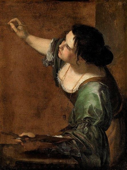 Vrouwelijke kunstenaars, een kunsthistorisch overzicht