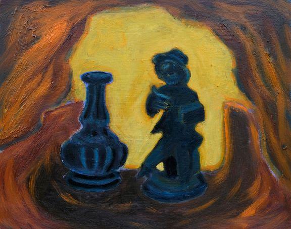 Stilleven schilderen