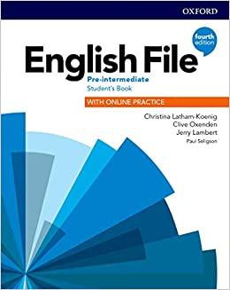 Engels Pre Intermediate,  [A2 - 1/2 B1]