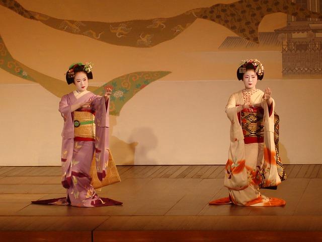 Japan en de geisha's