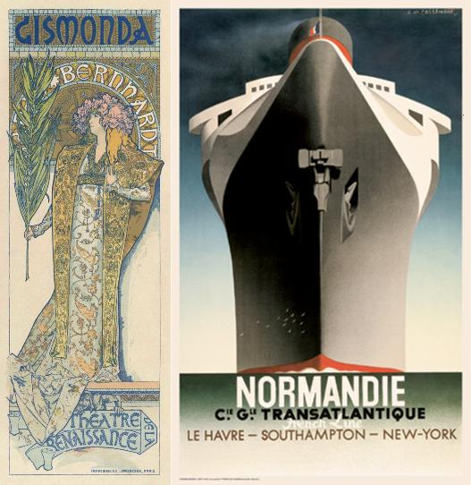 Van Art Nouveau naar Art Deco