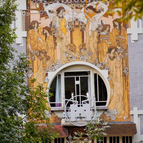 Art Nouveau in Brussel